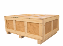 Used Wooden Shipping Crates
